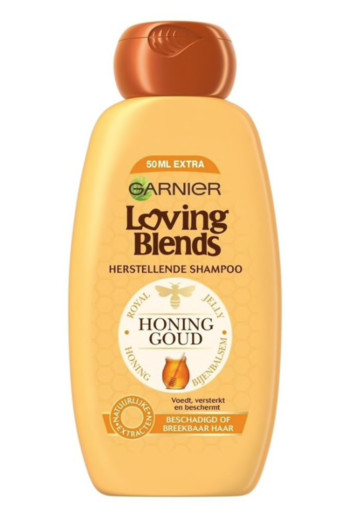 Garnier Loving blends shampoo honing goud (300 ml)