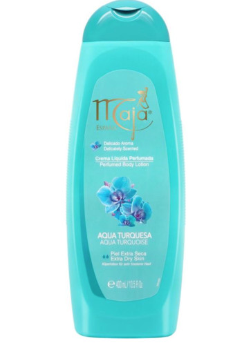 Maja Aqua Turquesa body lotion (400 ml)