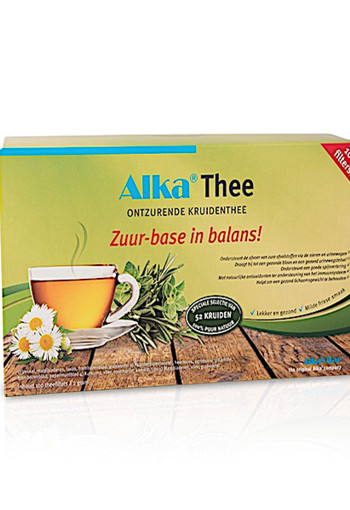 Alka®  Thee DUO PAK 2x100