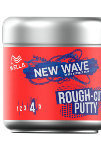 Wella New Wave Shockwaves Re-Create Styling Putty 150 ml