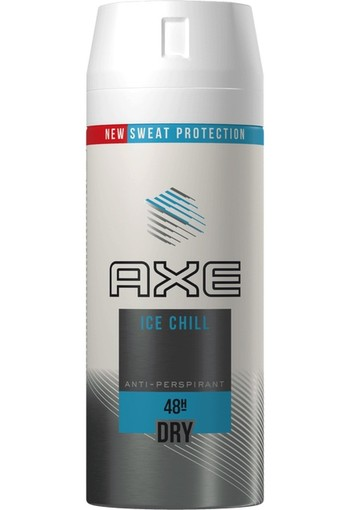 AXE Deodorant ice chill dark 150 ml