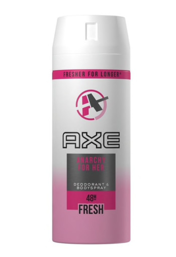 AXE Deodorant spray anarchy for her (150 ml)