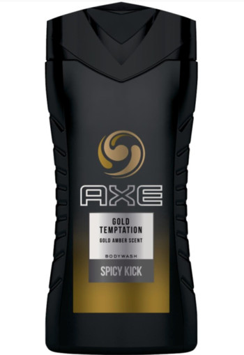 AXE Showergel gold temptation (250 ml)