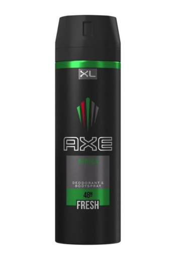 AXE Deodorant bodyspray Africa (200 ml)