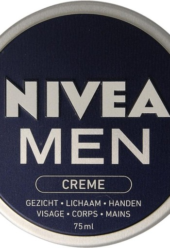 Nivea Men creme blik (75 ml)
