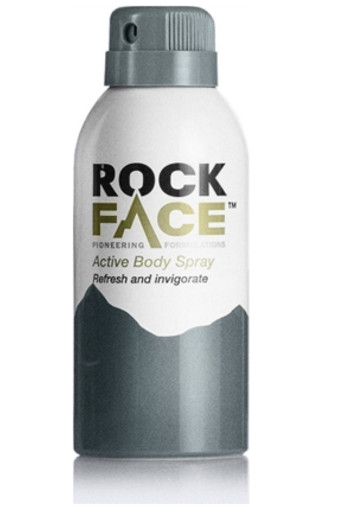 Rock Face Active body spray (150 ml)