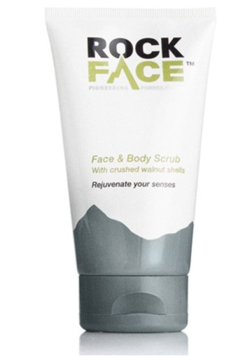 Rock Face Scrub face & body (150 ml)