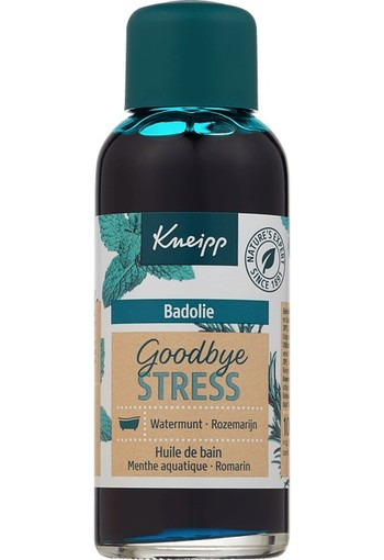 Kneipp Badolie goodbye stress 100 ml