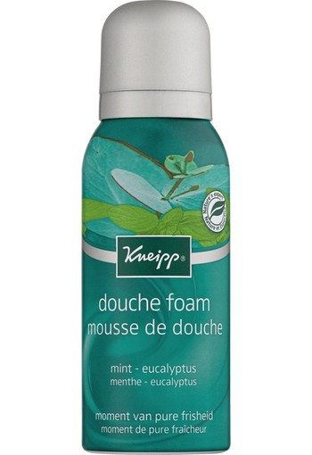 Kneipp Douche foam eucalyptus mint mini (75 ml)