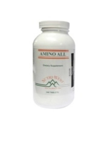Nutri West Amino All 240tb