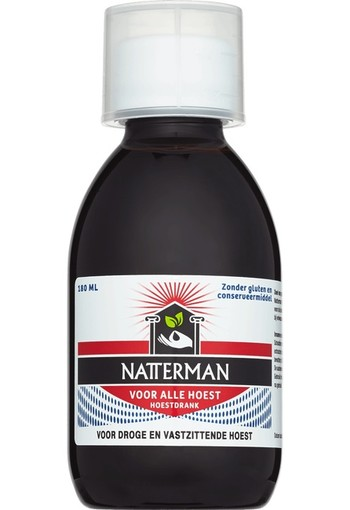 Nat­ter­man Hoest­drank  180 ml