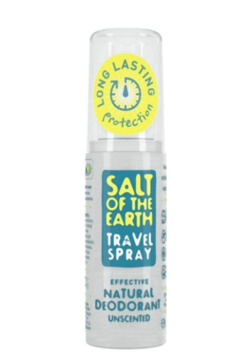 Salt Ofthe Earth Unscented natural travel spray (50 ml)