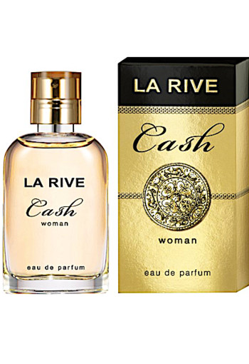 Cash woman 30 ml - La RIve