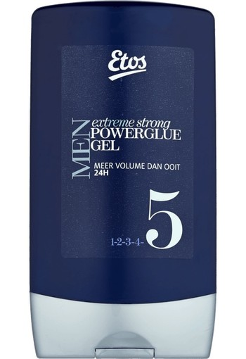 Etos Men Extreme Strong Powerglue Gel 250 ml
