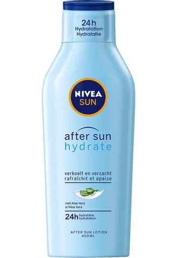 Nivea After sun hydrate 400 ml