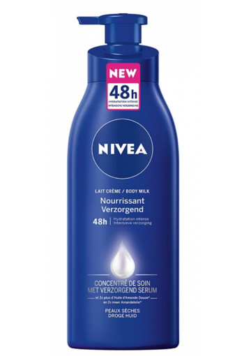 Nivea Bodymilk original pompje 400 ml