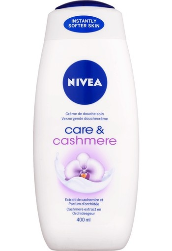 Nivea Care & cashmere 400 ml