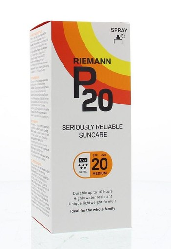 P20 Once a day spray SPF20 (200 ml)