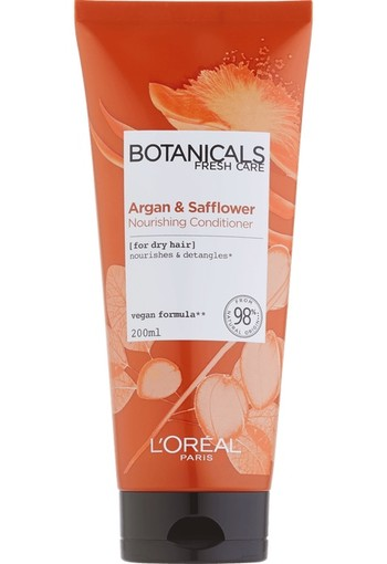 L'Oréal Paris Botanicals Safflower argan Conditioner 200 ml