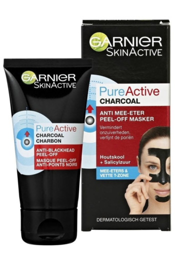 Garnier Skin active pure active charcoal peel off (50 ml)