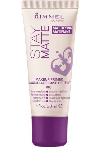 Rimmel London Stay Matte Primer 30 ml