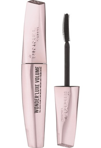 Rimmel London Wonder'Luxe Mascara - 001 Black 11 ml