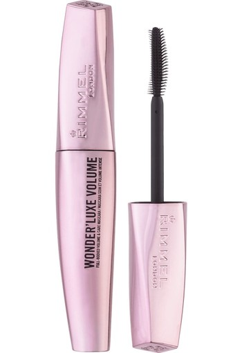 Rimmel London Wonder'Luxe Mascara - 002 Brown 11 ml