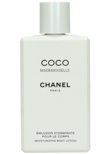 Chanel Coco mademoiselle body lotion female (200 ml)