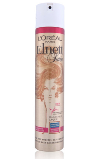 Elnett Satin UV coloured hair strong (300 ml)