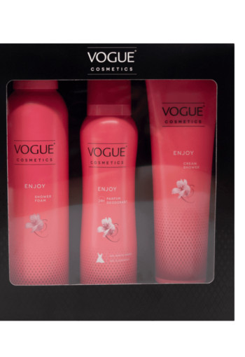 Vogue Enjoy Giftset 3 stuks