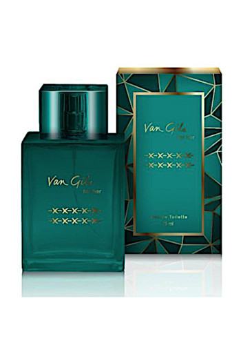 Van Gils For Her eau de toilette 75 ml