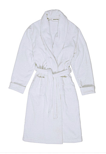 Badjassen Home Robe Wit