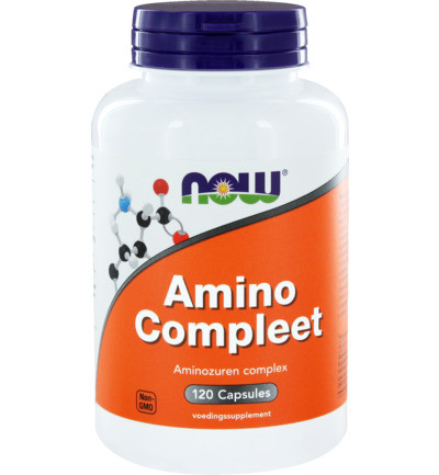 Now Amino Compleet 120ca