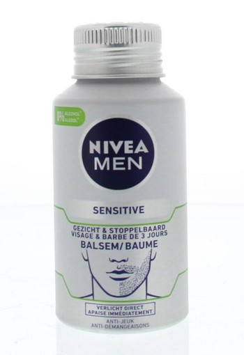 Nivea Men sensitive skin & stubble balm (125 ml)