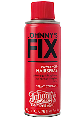 Johnny's Chop Shop Fix Power Hold Hair Spray 200 ml