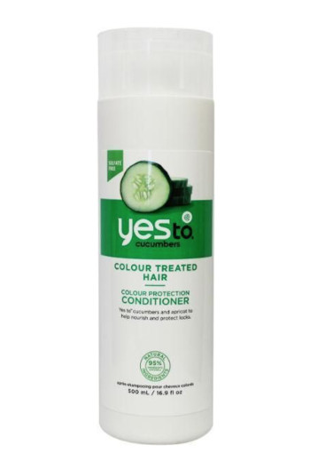 Yes To Cucumber Conditioner color care (500 ml)