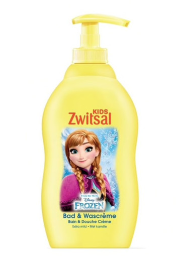 Zwitsal Bad & douchecreme Disney (400 ml)