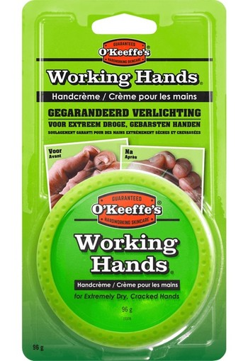 O Keeffes Working Hands Handcreme 96 gram