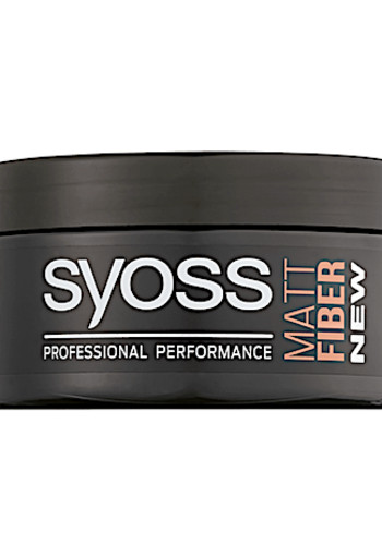 Syoss Paste matt fiber finish 100 ml