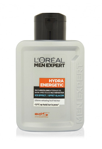 Loreal Men expert hydra energetic aftershave ice (100 ml)