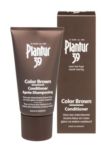 Plantur39 Conditioner color brown (150 ml)