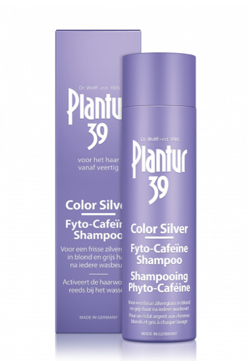 Plantur39 Shampoo color silver (250 ml)