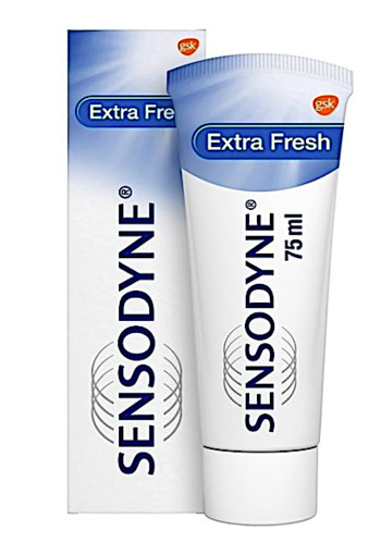 Sensodyne Extra Fresh Tandpasta 75 ml
