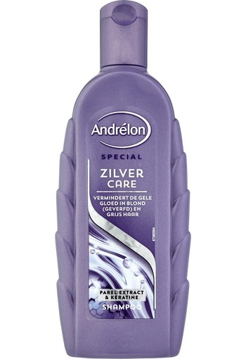 Andrelon Shampoo zilver care 300 ml