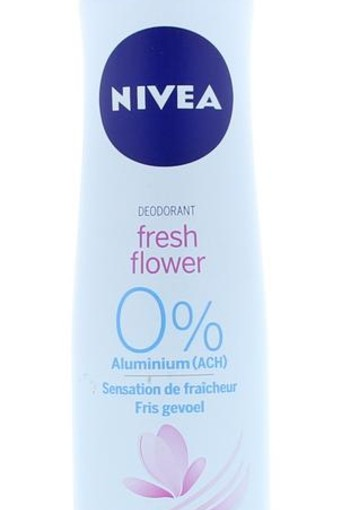 Nivea Deodorant fresh flower spray 150 ml