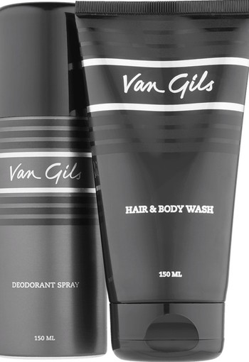 Van Gils Strictly For Men Geschenkset Hair And Body 300ml