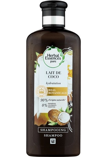 Herbal Essences Pure Kokosmelk Hydratatie Shampoo 250 ml