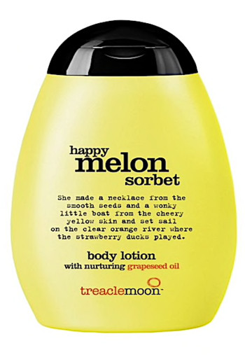 Tre­a­cle Moon Hap­py me­lon sor­bet bo­dy­lo­ti­on 200ml