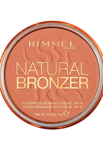 Rimmel London Natural Bronzing Powder - 22 Sun Bronze