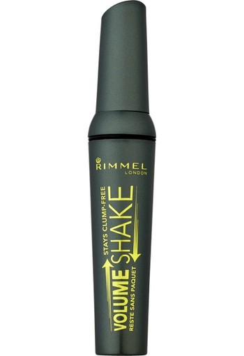 Rimmel London Volume Shake Mascara - 001 Black